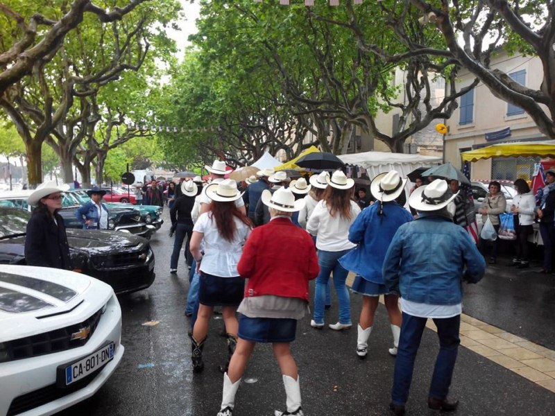 ANIMATION AMERICAN BIKE - BEAUCAIRE - 01.05.2015