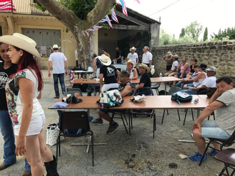 WEEK END COUNTRY MAS BLANC PENTECOTE 2017